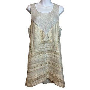 Anthropologie Dolan Left Coast Dress Size 10-12. Stunning details.
